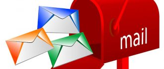 Как создать красивый почтовый ящик